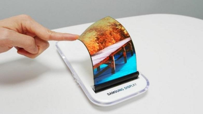 Samsung Galaxy X – Display pieghevole
